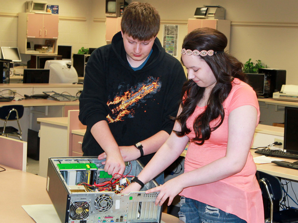Grand Forks Area Career and Technology Center Information Technology